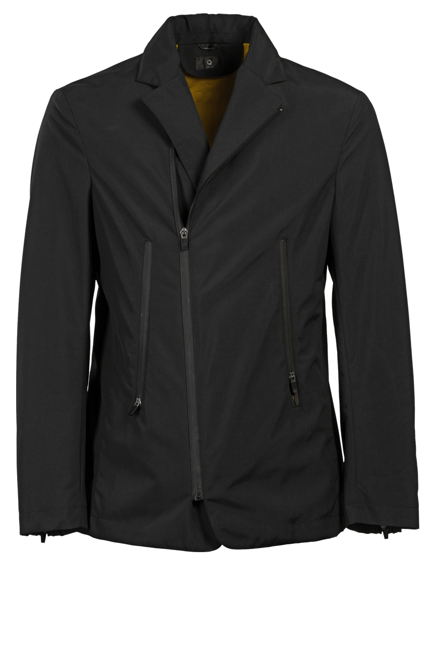 Travel Air Jacket nylon black