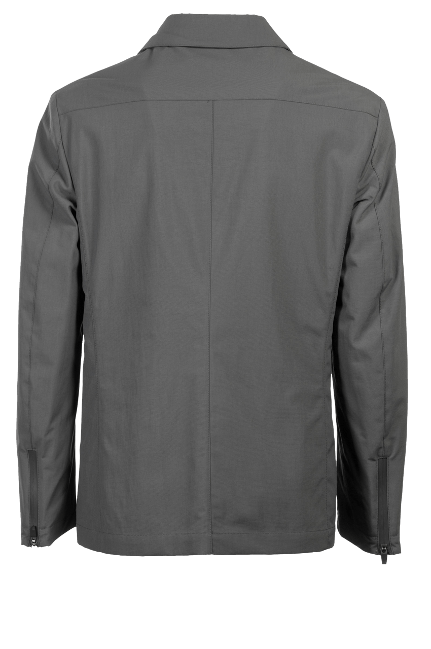Travel Air Jacket Nylon Grey