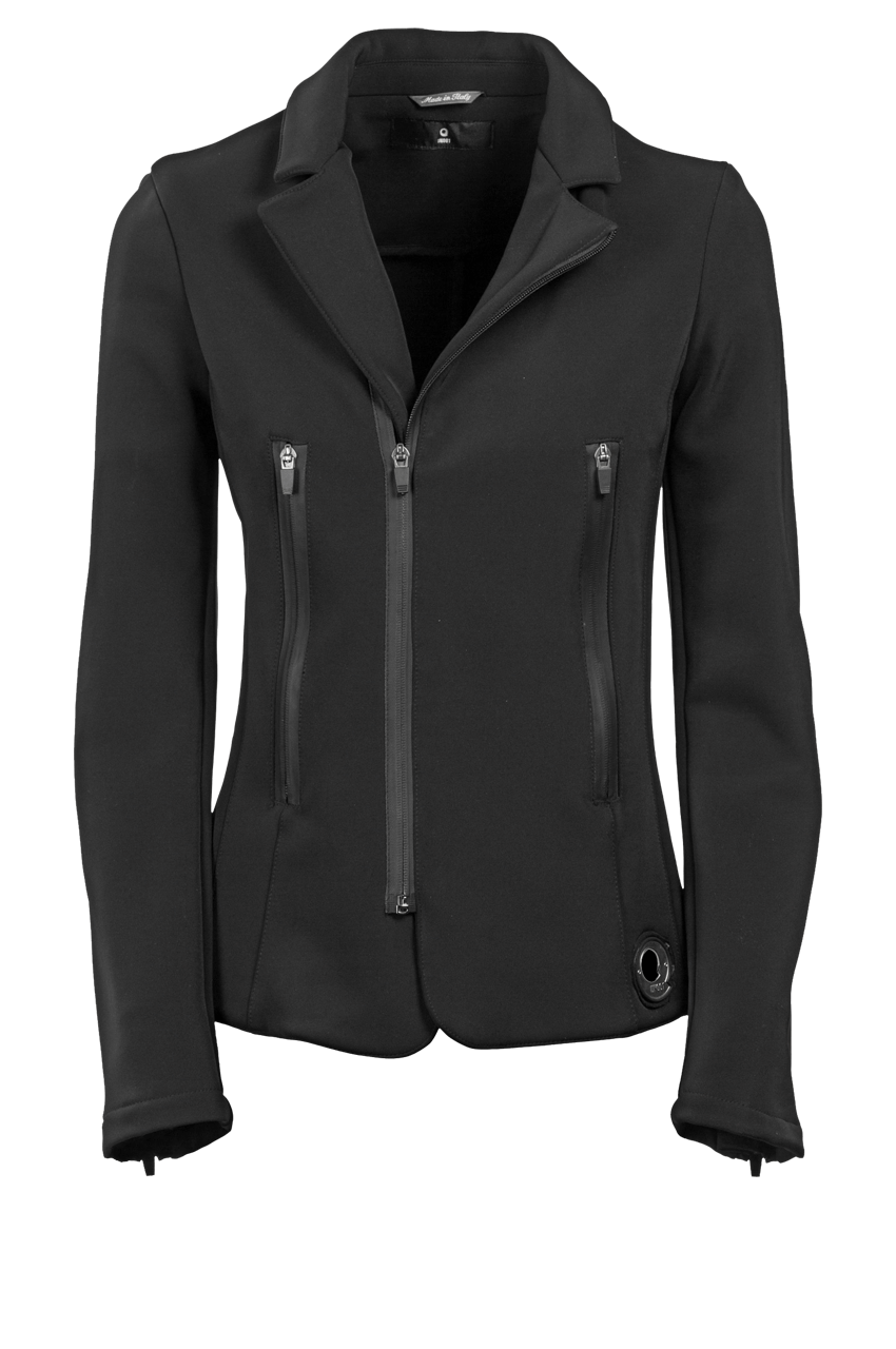 Urban Shell Jacket Softshell black woman